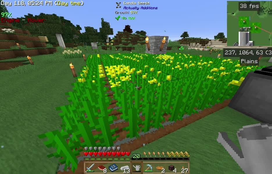 feedthebeast, canola farming GIFs