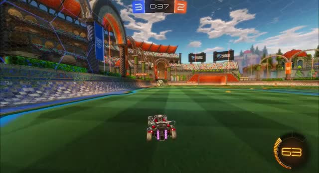 Watch Over The Top GIF by KKodec (@mayorca) on Gfycat. Discover more rocketleague GIFs on Gfycat