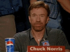 chuck norris, And culture, engagement, productivity – pretty much everything improved. GIFs