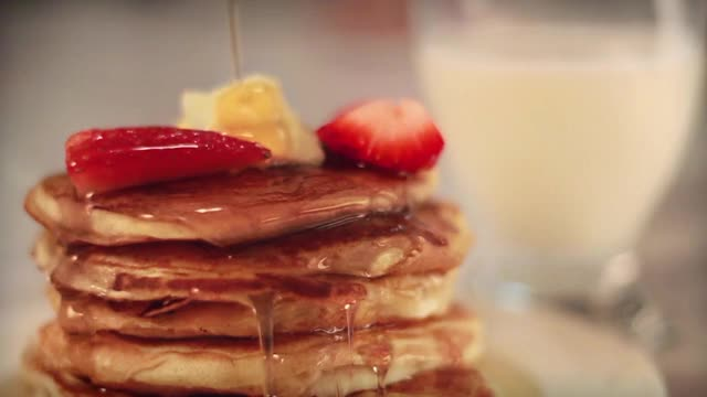 Watch and share Pancakes Cinemagraph - By Felix-Antoine Dupéré GIFs on Gfycat