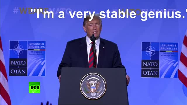 Watch and share Stable Genius GIFs and Donald Trump GIFs on Gfycat