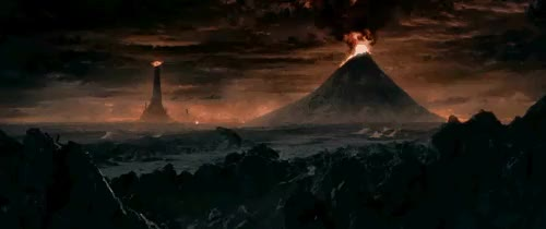 Watch Mount Doom GIF on Gfycat. Discover more related GIFs on Gfycat