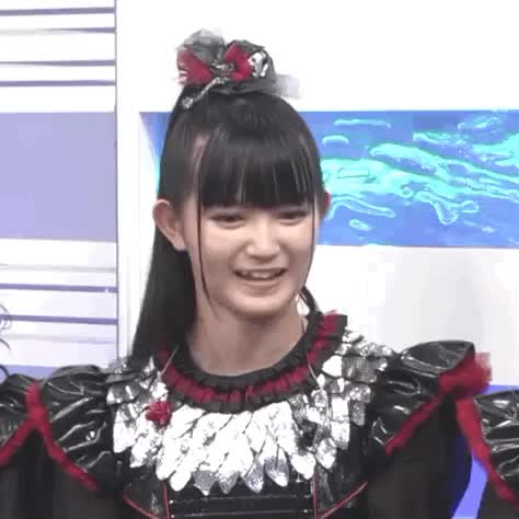 Watch su agree GIF by Tanksenior (@tanksenior) on Gfycat. Discover more BABYMETAL, Su-Metal GIFs on Gfycat