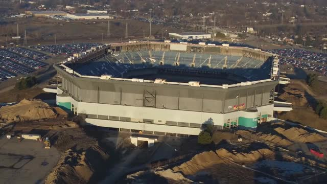 Watch and share Pontiac Silverdome Demolition Fail 4K GIFs on Gfycat