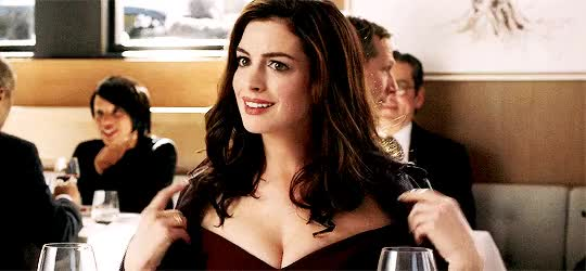 Watch and share Anne Hathaway GIFs by venhammaiscinco on Gfycat
