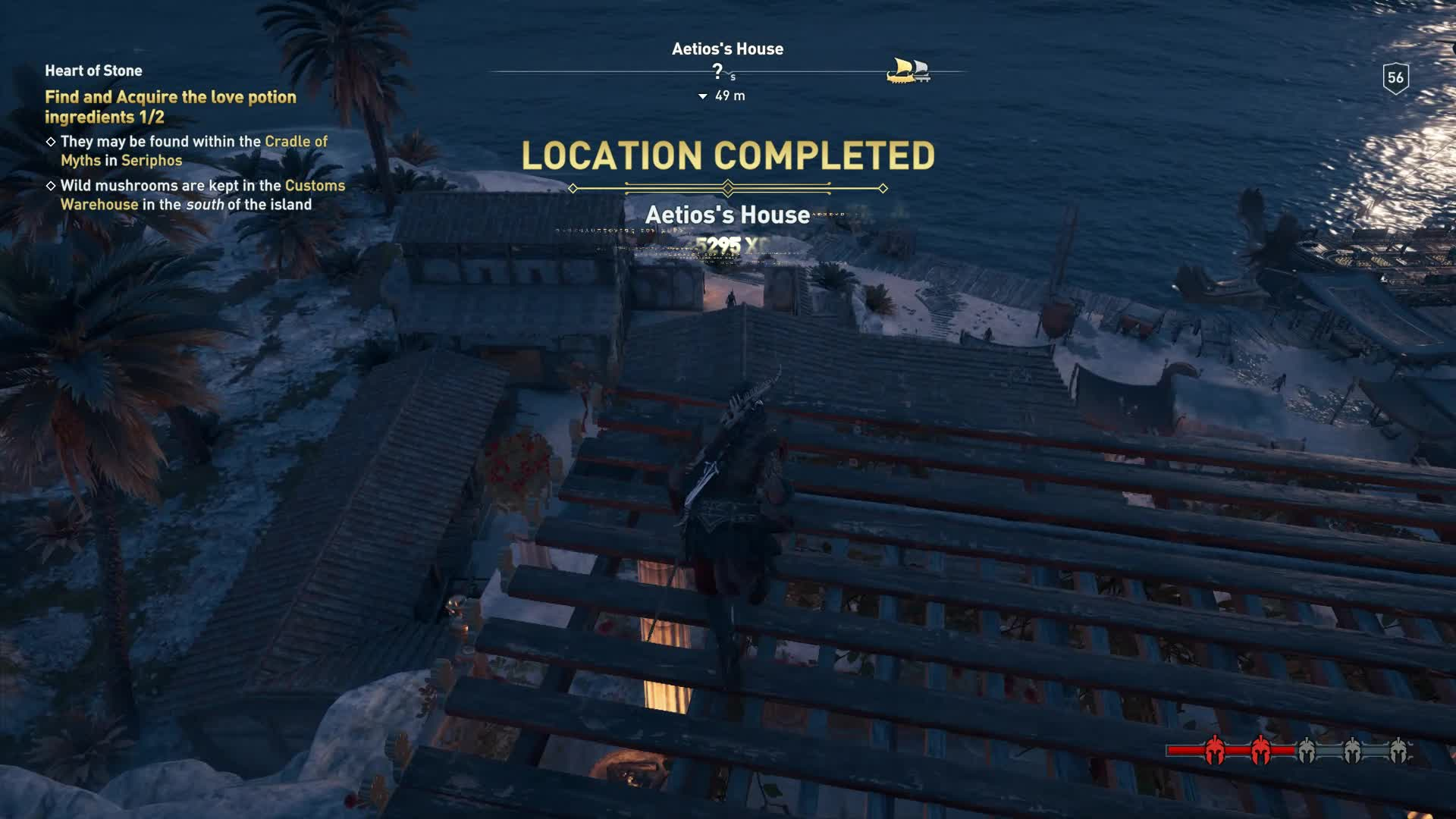 assassin's creed odyssey, well that's convenient GIFs