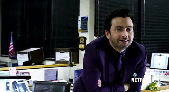 Watch and share David Tennant GIFs on Gfycat