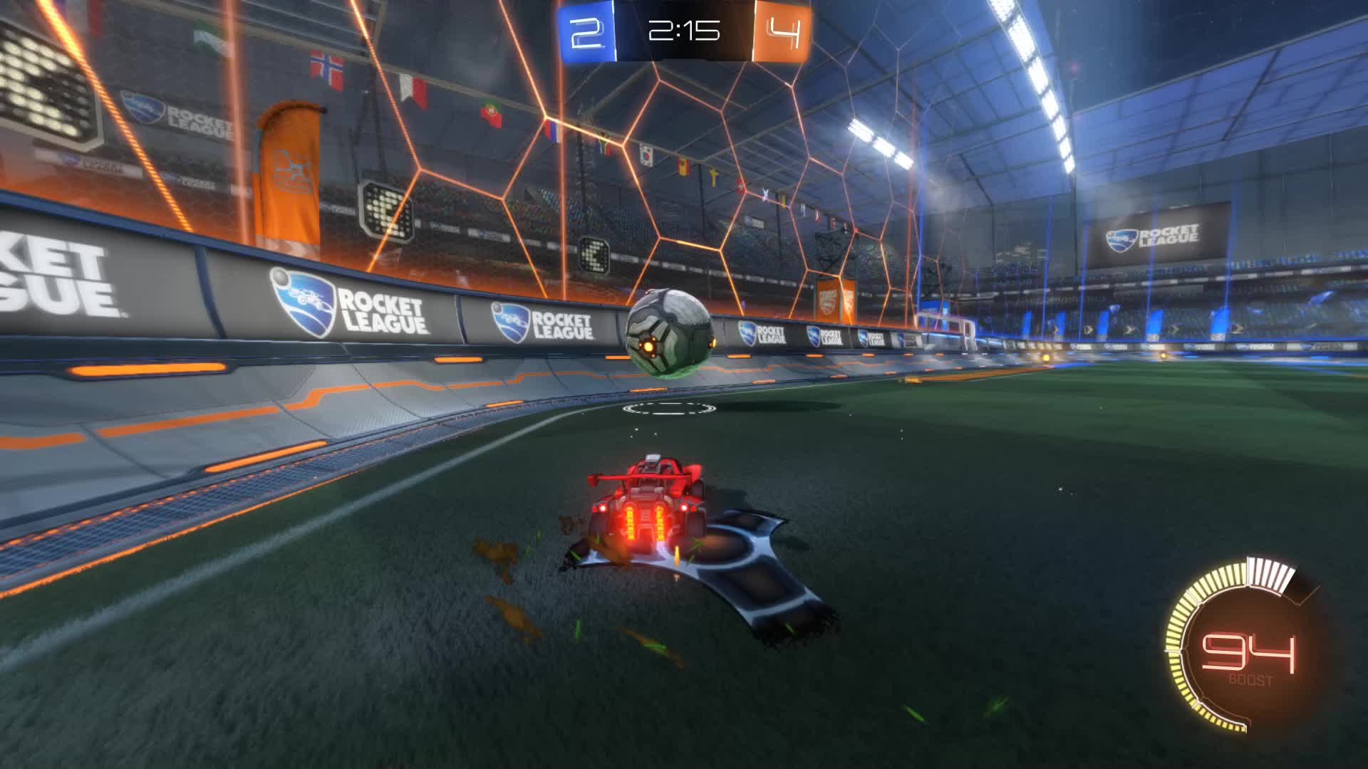 Gif Your Game, GifYourGame, Goal, Nyhx, Rocket League, RocketLeague, Goal 7: Nyhx GIFs
