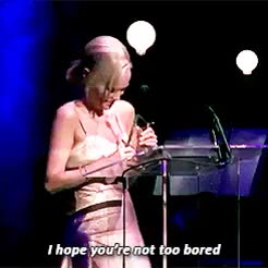 Watch and share Kristin Chenoweth GIFs and Bored GIFs on Gfycat