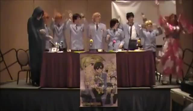 Watch and share Ouran GIFs on Gfycat