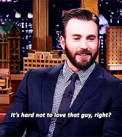 Watch and share Chris Evans GIFs and Chris Pratt GIFs on Gfycat