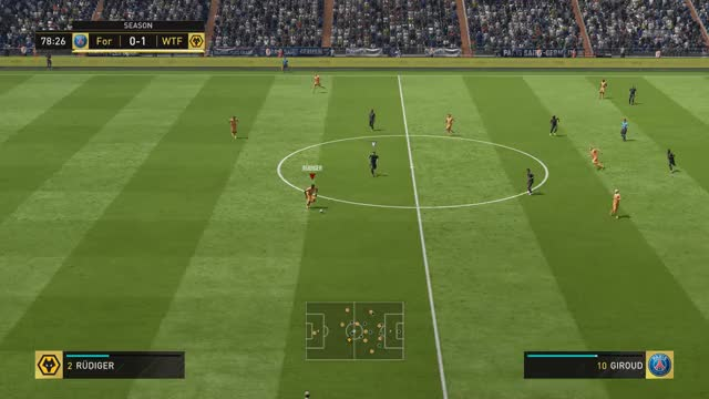 Watch and share FIFA 18 2017.10.30 - 23.02.17.25.DVR GIFs by qaq0109 on Gfycat