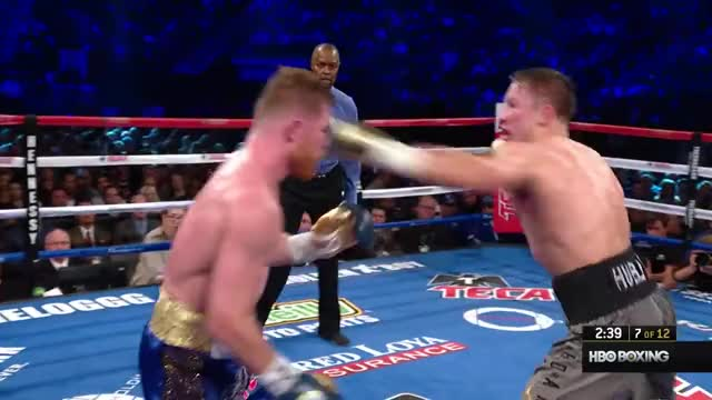 Watch HBO Boxing's Best 2017: Canelo vs. Golovkin GIF on Gfycat. Discover more 2017, Canelo Alvarez, Chocolatito, Gennady Golovkin, HBO Boxing, HBO Pay-Per-View, Miguel Cotto, PPV, Sadam Ali, Sor Rungvisai GIFs on Gfycat
