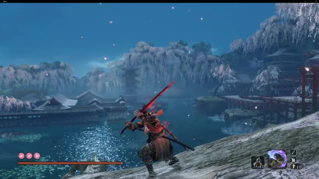 Watch and share Sekiro GIFs by Exxyld on Gfycat
