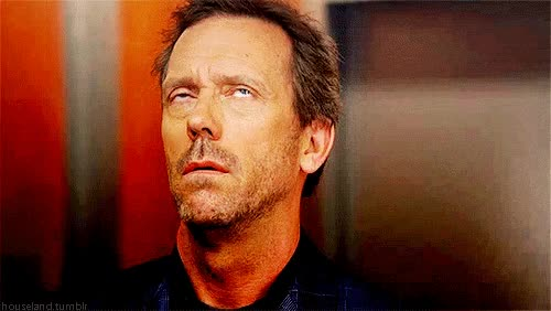 Watch amazed GIF on Gfycat. Discover more hugh laurie GIFs on Gfycat