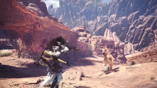 Watch and share Coral Highlands GIFs and Monster Hunter GIFs on Gfycat