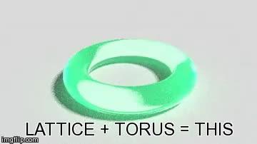 Watch and share Wavy Torus GIFs on Gfycat