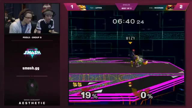Watch and share Leffen Vs Wizzrobe GIFs and Smash Summit 7 GIFs by joshhastime on Gfycat