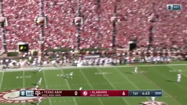 Watch Alabama vs Texas A&M 2016 Highlights GIF on Gfycat. Discover more CFB GIFs on Gfycat