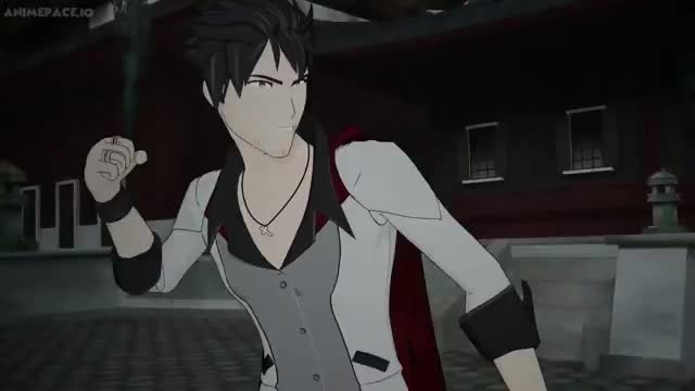 Watch and share Qrow Vs Tyrian GIFs and Rwby GIFs by hartianx on Gfycat