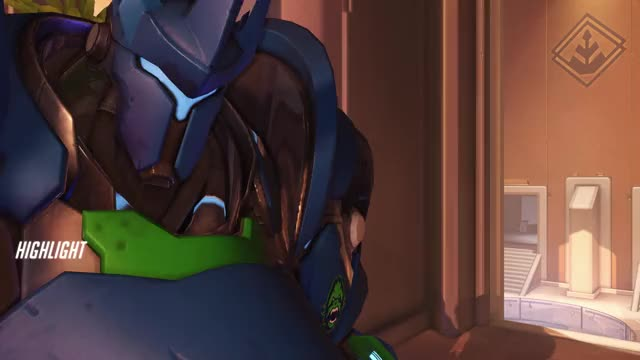 Watch and share Highlight GIFs and Overwatch GIFs by vagabondm on Gfycat