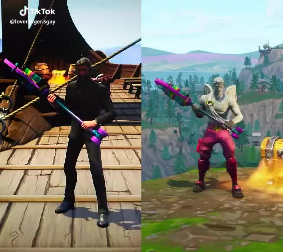 Watch and share Fortnite GIFs and Duet GIFs by TikTok on Gfycat