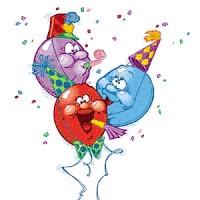 Watch and share Animated Birthday Balloons Photo: Happy Birthday Balloons 3757.gif GIFs on Gfycat
