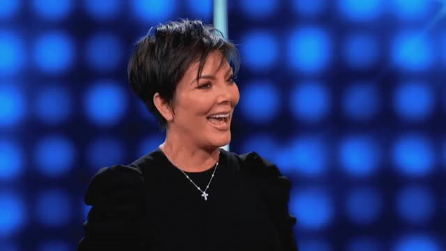 Watch this curated GIF by The GIF Smith (@sannahparker) on Gfycat. Discover more family feud, funny, haha, hilarious, kris jenner, laughing, lol GIFs on Gfycat