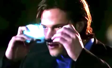 cool, deal, funny, i, it, say, sunglasses, well, with, Supernatural - Deal with it GIFs