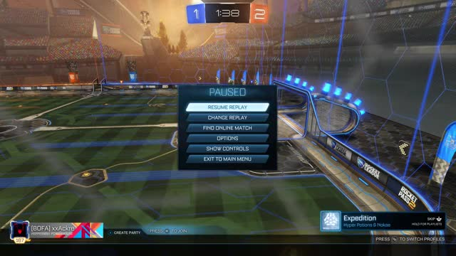 Watch hahahaha got em GIF by @xxackre on Gfycat. Discover more rocketLeague #Lagfest GIFs on Gfycat