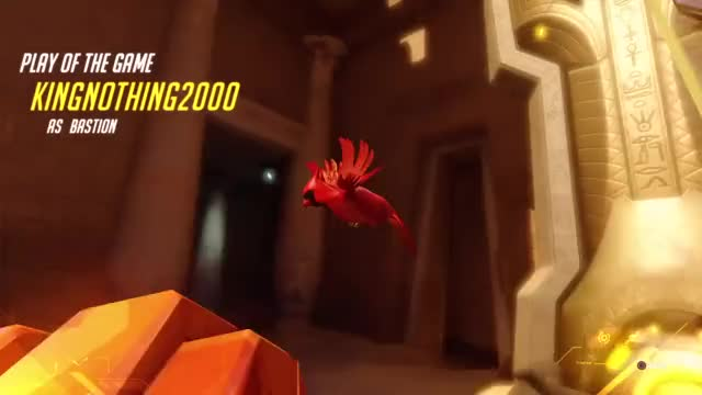 Watch Ninja Closeup GIF by kingnothing2000 on Gfycat. Discover more bastion, overwatch, potg GIFs on Gfycat