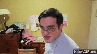 filthyfrank, when your bobbing your head to the music but its just too (reddit) GIFs