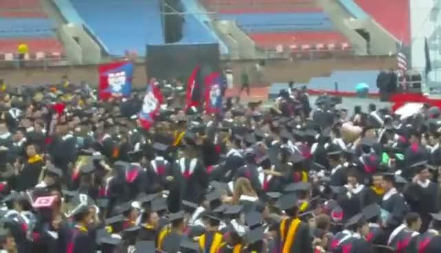 Watch and share Graduation GIFs on Gfycat
