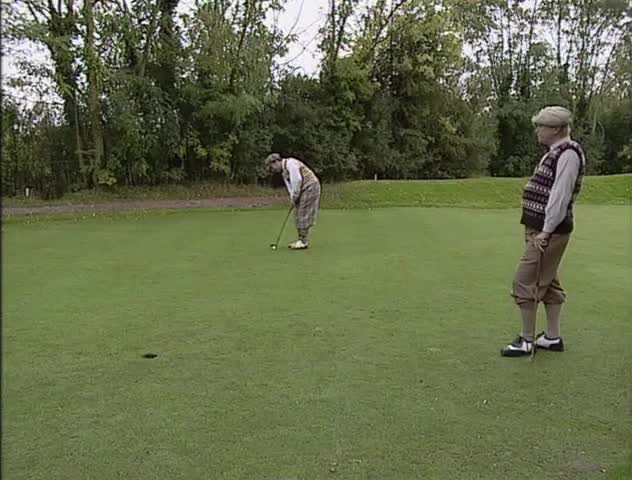 Watch and share Allo Allo - Golf Trick Shot GIFs by MikeyMo on Gfycat