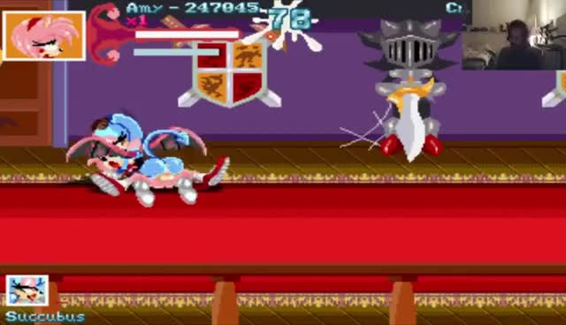 Sonic x love potion disaster download