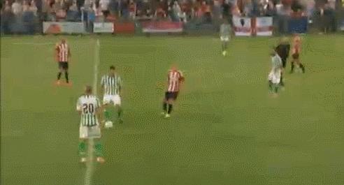 SAFC vs. Betis GIFs