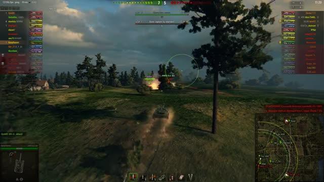 Watch AMX ELC - PIT maneuver GIF by @kampfhamstr on Gfycat. Discover more WorldofTanks, elc, worldoftanks GIFs on Gfycat