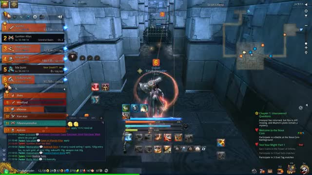 Watch monkaS Rescue GIF by @twopointoh on Gfycat. Discover more BladeAndSoul, BnS GIFs on Gfycat