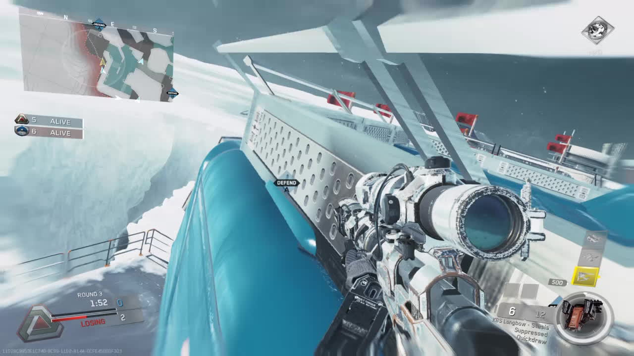 Infinitewarfare, Triple Longbow GIFs