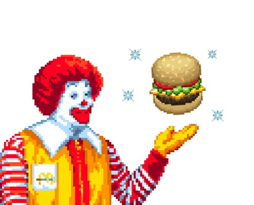Watch 12 2014#gif#food#gif food#burger#gif burger#McDonald#McDonald's#gif mcdonald#ronald mcdonald  metadata end narrow end GIF on Gfycat. Discover more related GIFs on Gfycat