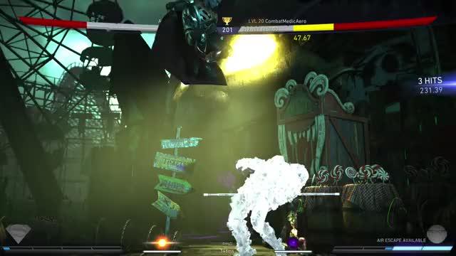 Watch this GIF by Xbox DVR (@xboxdvr) on Gfycat. Discover more Angel of Night, Injustice2, xbox, xbox dvr, xbox one GIFs on Gfycat