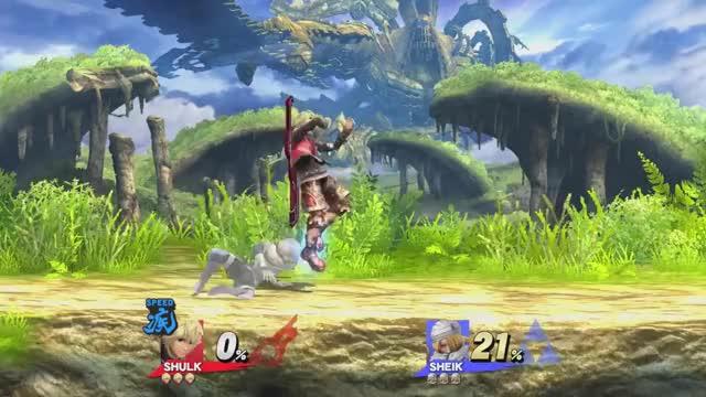 Watch and share Smash Wii U GIFs and Smash 4 GIFs on Gfycat