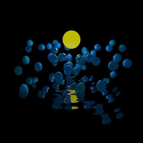 Moonlight Waterdance