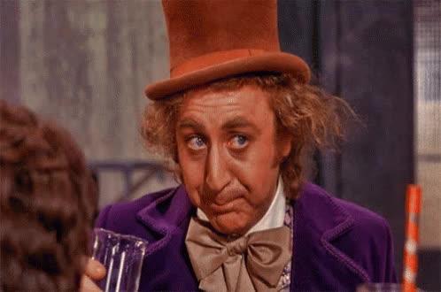 Watch Willy Wonka GIF on Gfycat. Discover more gene wilder GIFs on Gfycat