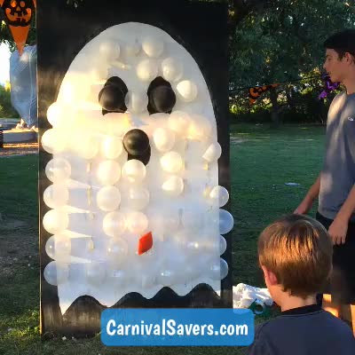 Watch and share Halloween Game GIFs and Outside Game GIFs by Carnival Savers on Gfycat