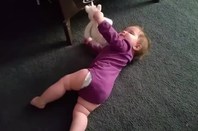 Watch this baby GIF by Reactions (@ioanna) on Gfycat. Discover more aww, baby, bebe, cute, cute baby, floor, funny, haha, hehe, hilarious, laugh, laughing, little baby, lol, on, rofl, roll, rolling, sweet, the GIFs on Gfycat