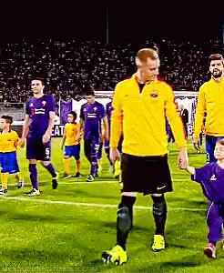 Watch and share Fc Barcelona GIFs and Pre Season GIFs on Gfycat