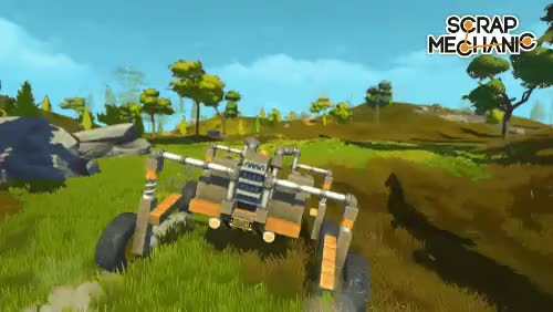 Watch and share Scrap Mechanic GIFs on Gfycat
