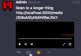 Watch and share Mastodon Boost - After GIFs by nlawson on Gfycat