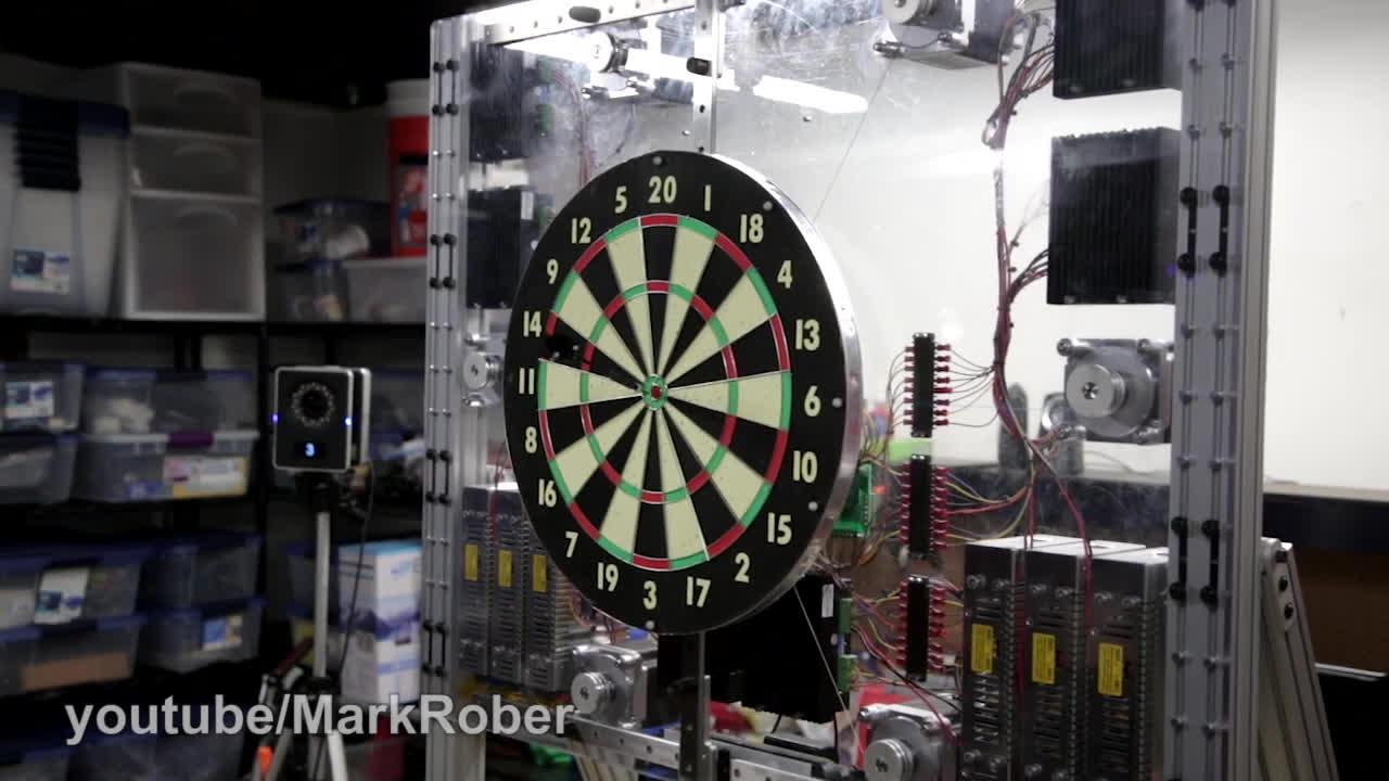 automatic bullseye dartboard, dartboard, moving dartboard, Automatic Bullseye MOVING Dartboard GIFs